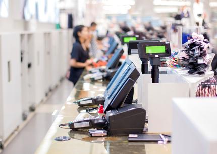 Разработка торгового оборудования для американской компании
