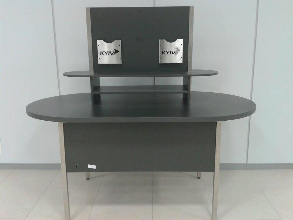 Дополнительная технологическая мебель для аэропортов