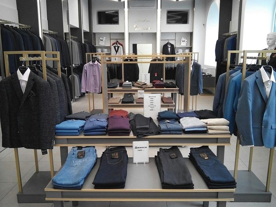 Магазин мужской одежды «Voronin», г.Киев